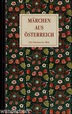 """Leander Petzoldt (Hrsg) - """" Märchen der Welt - Märchen aus ÖSTERREICH """" (1998)"""