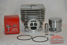 HUSQVARNA K960, K970 CYLINDER & PISTON 56MM, REPLACES PART # 544935603, NEW