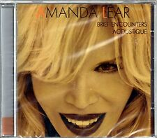 AMANDA LEAR - BRIEF ENCOUNTERS ACOUSTIQUE   CD  NUOVO