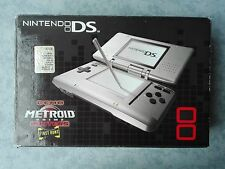 CONSOLE NINTENDO DS FAT PRIMA EDIZIONE SPECIALE METROID PRIME HUNTER FIRST HUNT