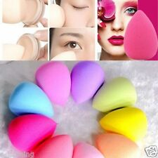 5pc Foundation Sponge Blender Blending Puff Flawless Powder Smooth Makeup Beauty