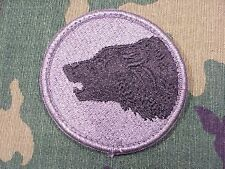 USA Patch Armabzeichen 104th Infantry Division, ACU Aufnäher   10 Stück !!!