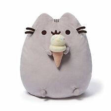 Pusheen Ice Cream 9.5 inch Plush- NEW with tags, by GUND!
