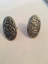 Celtic Shield PP-G36   Cufflinks fine English pewter Cufflink