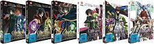 Code Geass - Lelouch Of The Rebellion - Staffel 1 & 2 - Box 1-6 - DVD - NEU