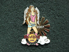 Hard Rock Cafe Pins - TORONTO HOT 2007 SEXY BRUNETTE ANGEL LADY!