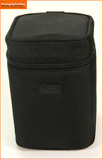 Sigma  LS-504F Padded  Protective Lens Case 16 x 10cm+ Free UK Post