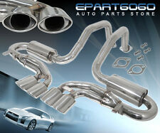 1997-2004 Chevrolet Corvette C5 Z06 Stainless Steel Performance Exhaust Catback