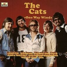 "THE CATS ""ONE WAY WIND"" CD NEUWARE"