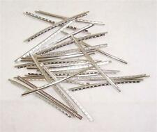 18% NICKEL SILVER BASS GUITAR FRET WIRE Set / 24 PEZZI / ROHS standard