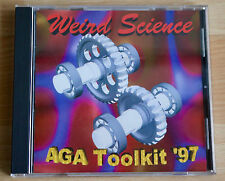 Weird Science  AGA Toolkit ´97 für AMIGA/Commodore/CDTV/CD³² ...