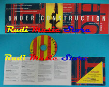 CD Under Construction Sweden At Midem 1993 COMPILATION CARDSLEEVE no mc(C34)