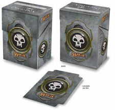 Ultra Pro MTG Mana 3 Deck Box Black Swamp