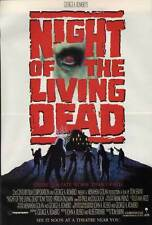 NIGHT OF THE LIVING DEAD Movie POSTER 27x40 B Judith O'Dea Duane Jones Karl