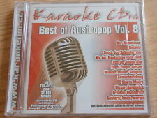Karaoke CD - Best of Austropop -  Musik -Singen mit Songtexten im Booklet - 8