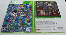 Sakura Flamingo archivos. de chaosfield a radirgy Japón Xbox 360 * nuevo