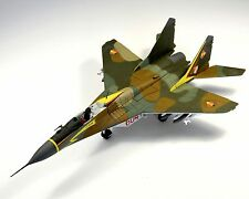 New Mig-29 Fulcrum Mikoyan B11B605 Franklin Mint Armour Diecast 1:48