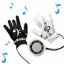 Playable Interactive Piano Hand Music Gloves Electronic Exercise Instrument Kit