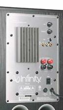 Infinity PS-8 Powered Subwoofer Amplifier Plate Repair Service