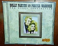 The Right Combination by Dolly Parton & Porter Wagoner (CD, 2015, Sony)