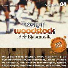 DOPPEL CD / BEST OF WOODSTOCK DER BLASMUSIK; Vol. 4 - NEU     (CP)