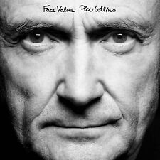 Phil Collins - Face Value - Brand New Deluxe CD Digipak