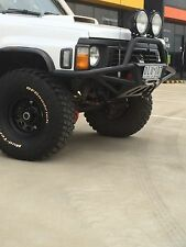 Nissan Patrol GQ winch bar/Comp bull bar suit high mount 4x4- 2 inch body lift