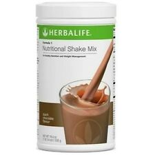 24% off HERBALIFE HEALTHY NUTRITIONAL SHAKE MIX DUTCH CHOCOLATE BE FIT FREE SHIP