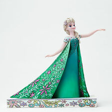 NEW Disney Traditions Jim Shore ELSA Frozen Fever Figurine 4050881