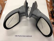 VW Golf MK3 VR6 GTI Vento Manual Wing Mirrors Primered Shipped Worldwide