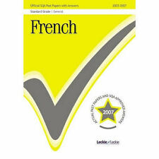 SQA French General (NATIONAL 4/5 EQUIVALENT) Past Papers 2003 - 2007