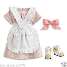 American Girl Addy's Plaid Summer Dress Set   Brand NEW in Box