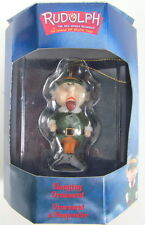 ** Chief Elf **  Ornament Rudolph Island of Misfit Toys  Rare  Enesco