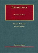 Bankruptcy, Seventh Edition (University Casebook Series)