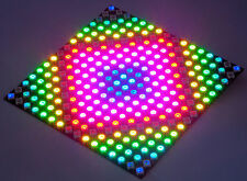 DIGI-DOT Panel 16x16 Matrix WS2812 B 256 ultahelle RGB LED m. WS2811 Controller