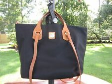 NWT DOONEY & BOURKE LEIGHTON NYLON TOTE BAG PURSE BWIND0184