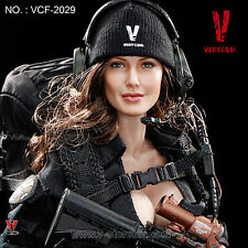 1/6 Scale Very Cool 1/6 ACU Camo Female Shooter (VCF-2029)