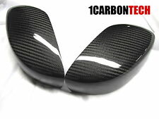 CARBON FIBER MIRROR COVERS FITS 2008 - 2013 INFINTI G37 COUPE SEDAN