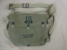 Ww2 USA Army Service Gas Mask lightweight Bag Borsa antigas maschere antigas Borsa