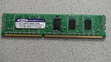ACTICA 1GB DDR3-1333MHz ECC Registered Memory ACT1GHR72N8G1333S  FREE SHIPPING
