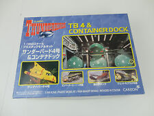 Carlton Thunderbirds TB-4 & Container Dock 1/350 Scale Model Kit