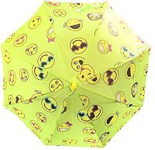 """Cute Emoji 23"""" Girls/Boys Umbrella"""