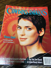 Cowboys and Indians Magazine Assorted Back Issues 1998