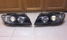 BMW E46 325Ci 330Ci Headlights OEM Depot 2004 2005 2006 Clear Turn Signals