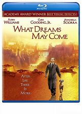 WHAT DREAMS MAY COME (1998 Robin Williams)  Blu Ray - Sealed Region free for UK