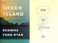 Shawna Yang Ryan~SIGNED IN PERSON & DATED~Green Island~1st/1st + PHOTOS!