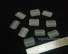 158f: 10x FIex Light Weight Hinges All In One 26 x 20x 0.5mm,for RC Airplane