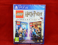 LEGO HARRY POTTER COLLECTION - IN STOCK - BRAND NEW SEALED - PLAYSTATION 4 - PS4