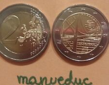 manueduc  PORTUGAL  2016  2 EUROS 50 Años Puente 25 de Abril  NUEVO