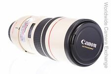 Canon 300mm f4 L IS USM, MINT!